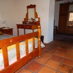 No 3 Shalom House - main bedroom with double bed